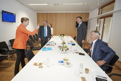 European Council special summit in Brussels