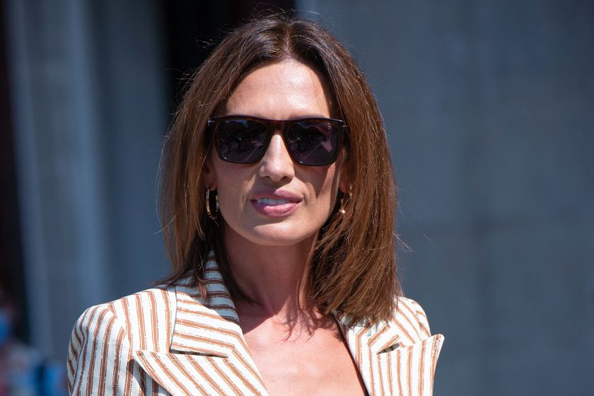 Model Nieves Alvarez during the 77th Venice Film Festival in Venice, Italy on September 04, 2020.  *** Local Caption *** .