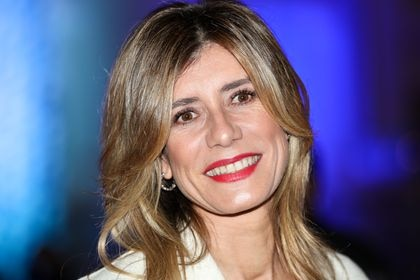 Begoña Gomez attending the 40 anniversary of International Tourism Fair (FITUR) in Madrid on Tuesday, 21 January 2020.