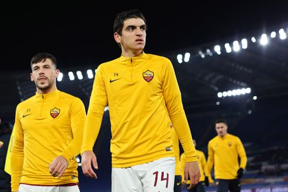 FOOTBALL - ITALIAN CHAMP - AS ROMA v BOLOGNA