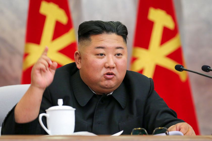Kim leads meeting to boost North Korea's nuclear capabilities