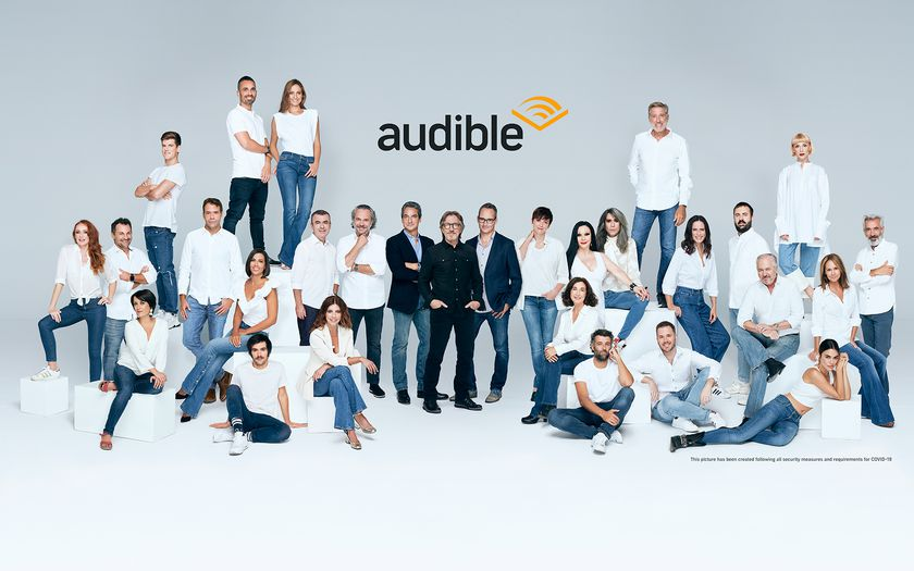 Audible es la nueva plataforma de Amazon para escuchar podcasts y audiolibros