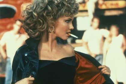Grease. Olivia Newton