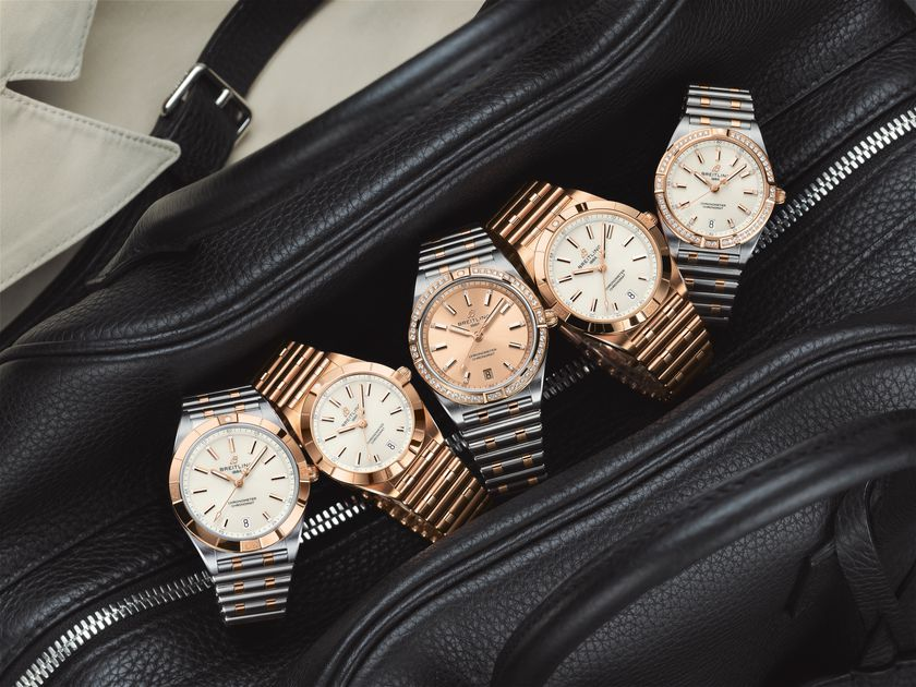 The new Chonomat for Women in a 36 and 32 mm size