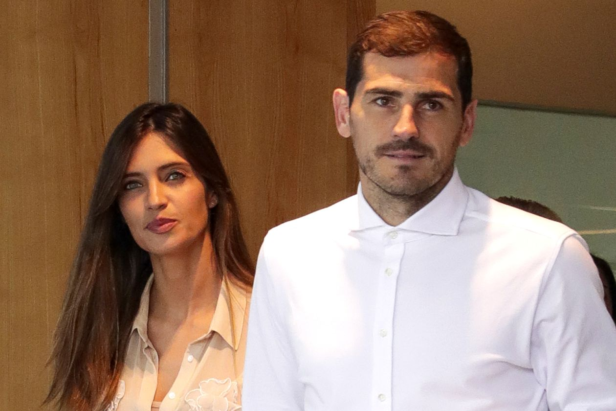 The anger of Sara Carbonero and Iker Casillas by Kiki Morente: