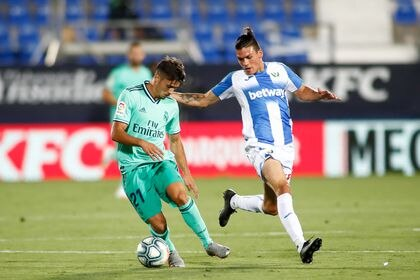 Soccer: La Liga - CD Leganes v Real Madrid