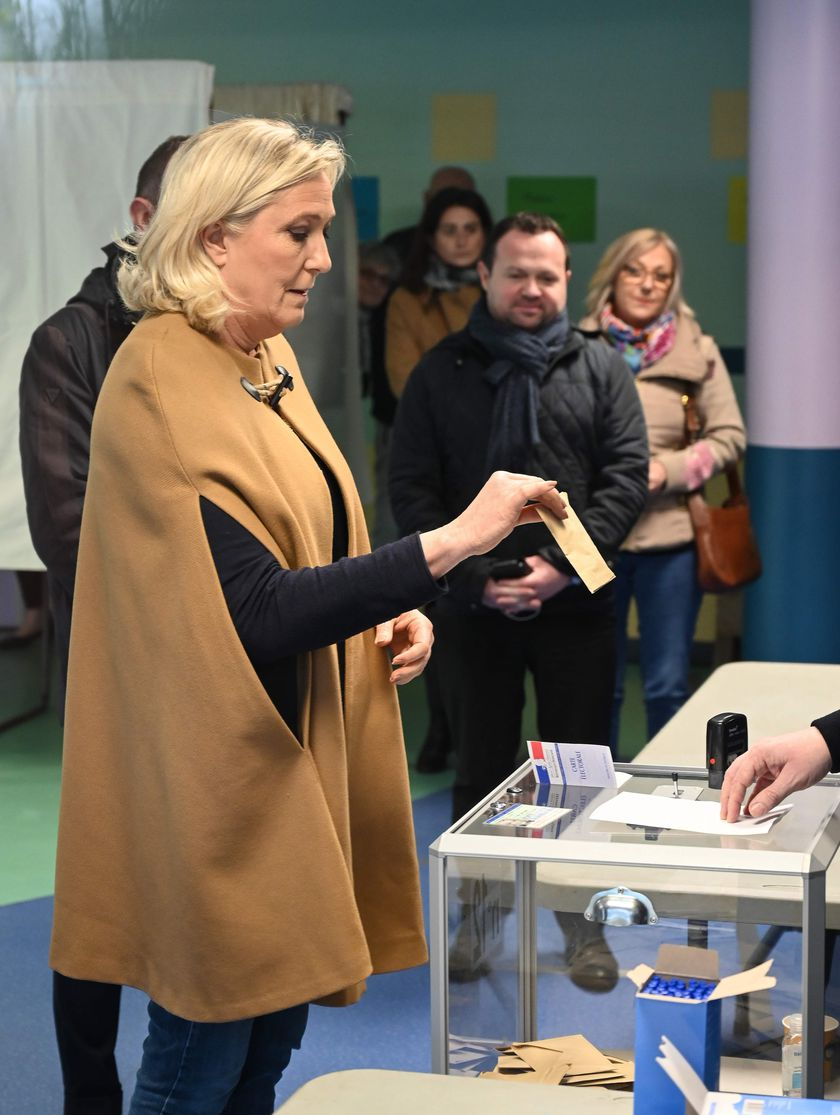 Local elections in France
