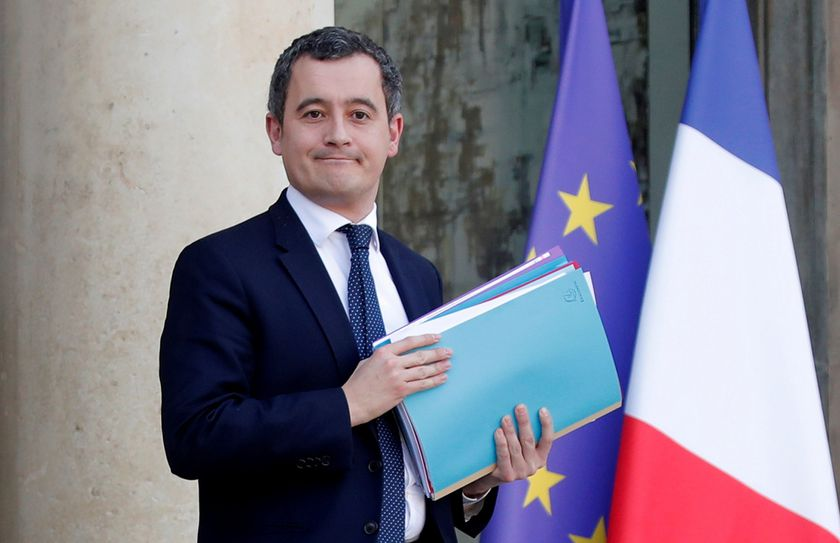 FILE PHOTO: French pensions reform bill unveiled at the weekly cabinet meeting in Paris
