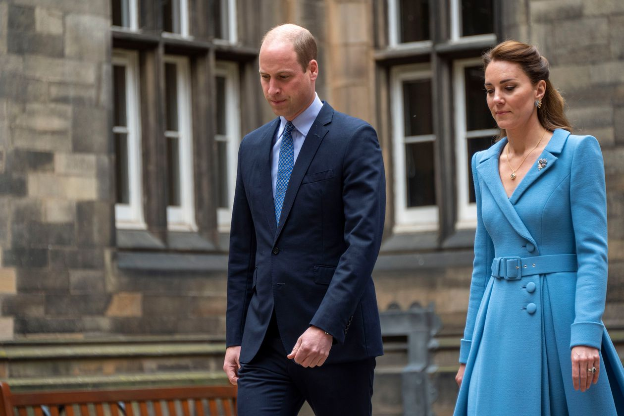 Why are William and Kate Middleton planning to move to Windsor?