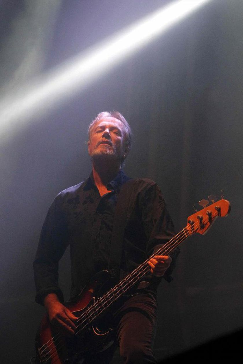 Steve Kilbey, líder de «The Church»