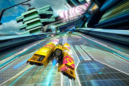 'WipEout Omega Collection'