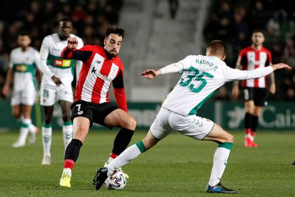ELCHE CF - Athletic Club de Bilbao