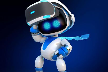 'Astro Bot Rescue Mission',
