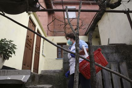 Home Support to People in Need During Coronavirus Pandemic