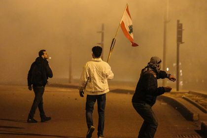 Clashes in Beirut