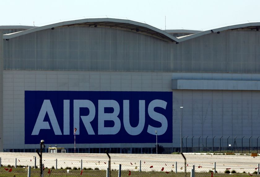 FILE PHOTO: Airbus assembly plant in Seville, southern Spain