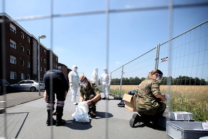 New lockdown in Guetersloh district due to coronavirus infections among employees of the Toennies meat factory