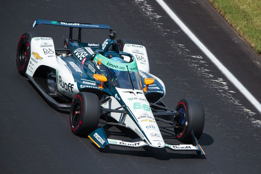 IndyCar: 104th Running of the Indianapolis 500