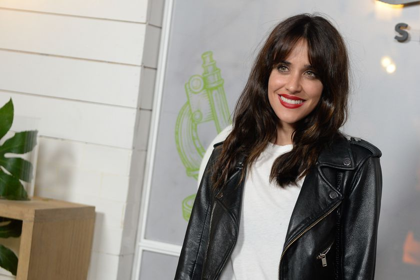 """Actress Macarena Garcia during  """" Kiehls """" event in Madrid on Thursday 30 January 2020."""