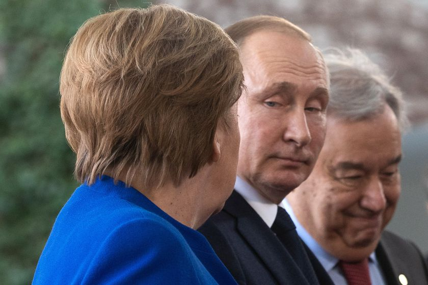 Opposition in Germany calls for Nord Stream 2 project to be cancelled