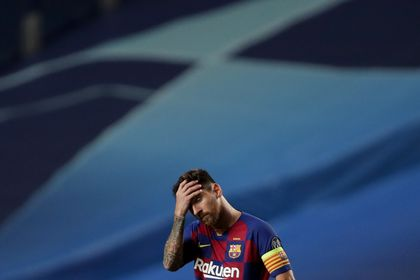 Messi set to leave Barcelona as media reports