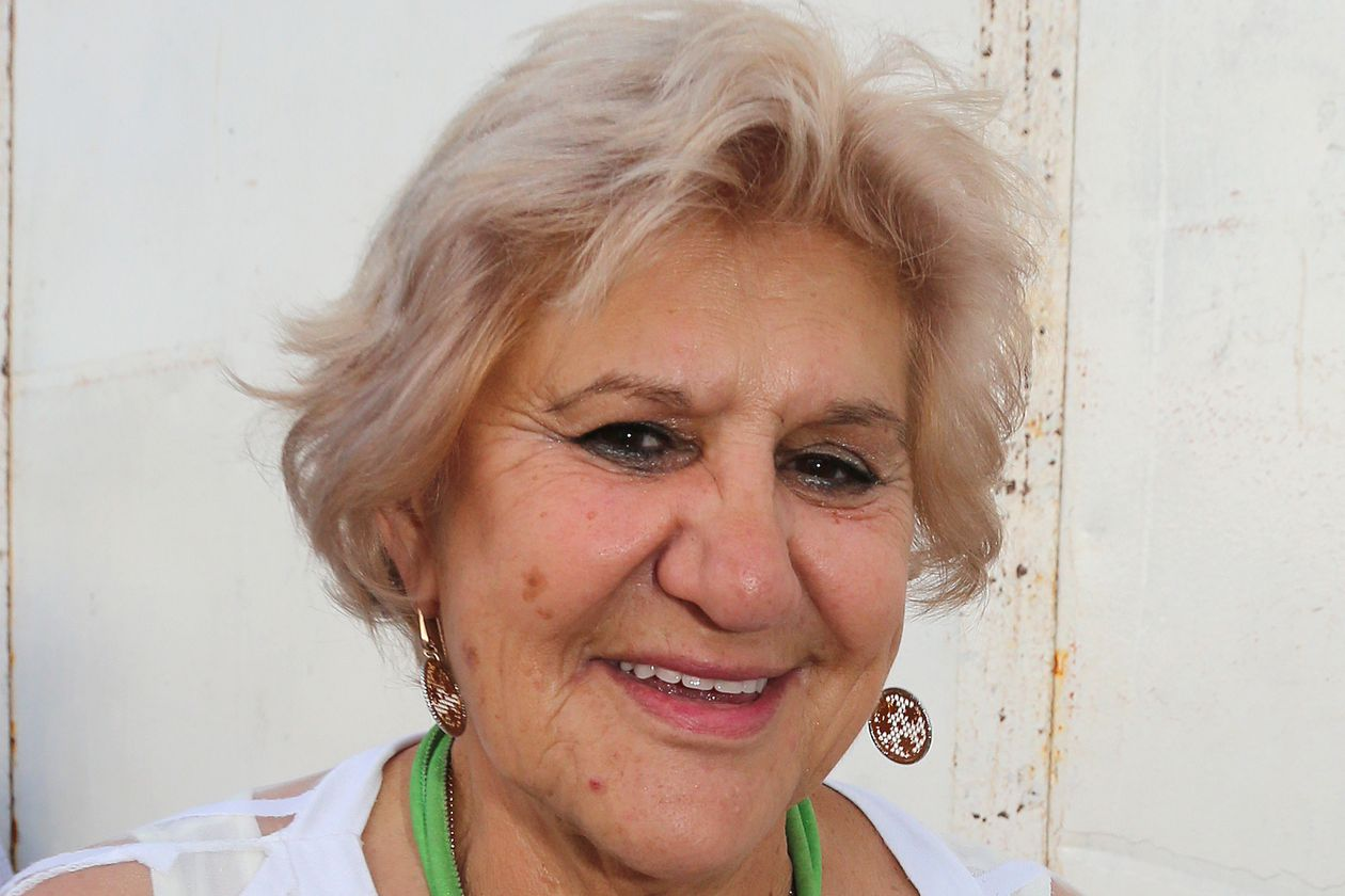 Carmen Bazán, very concerned about the suffering of her daughter 'Jesulina'