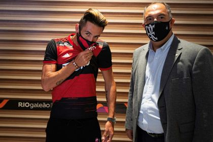 Chilean Isla considers Flamengo an ideal destination after 13 years in Europe