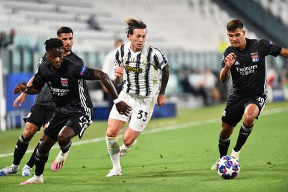 Champions League - Round of 16 Second Leg - Juventus v Olympique Lyonnais