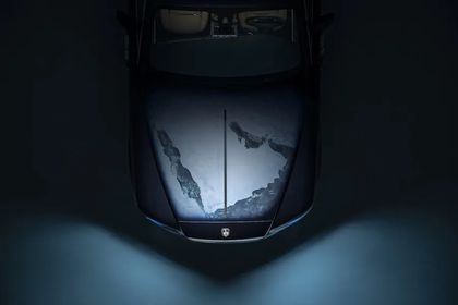 Rolls Royce Wraith – Inspired By Earth