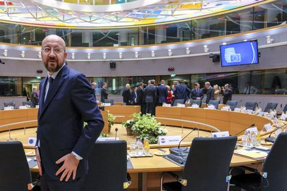 Special European Council meeting in Brussels