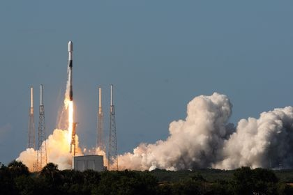 SpaceX launches Military Communication Satellite for South Korea