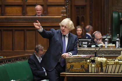 House of Commons Prime Ministers Questions