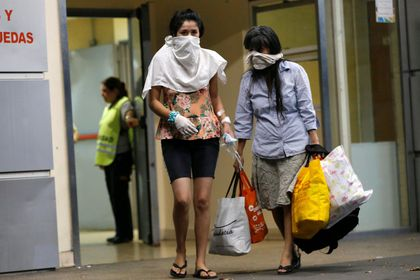 First death from coronavirus in Latin America in Buenos Aires