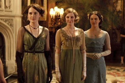 La serie 'Downton Abbey'/ Pinterest