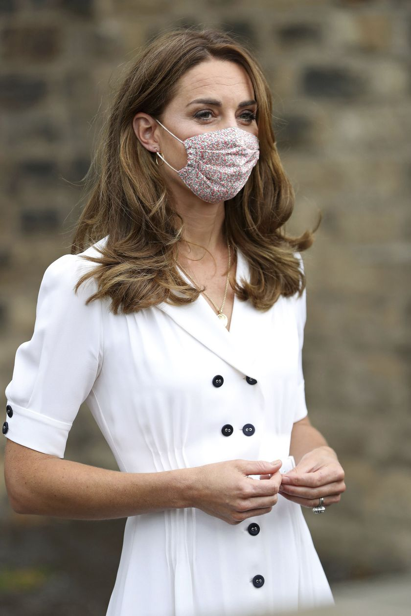 Kate Middleton. (Chris Jackson/PA via AP)
