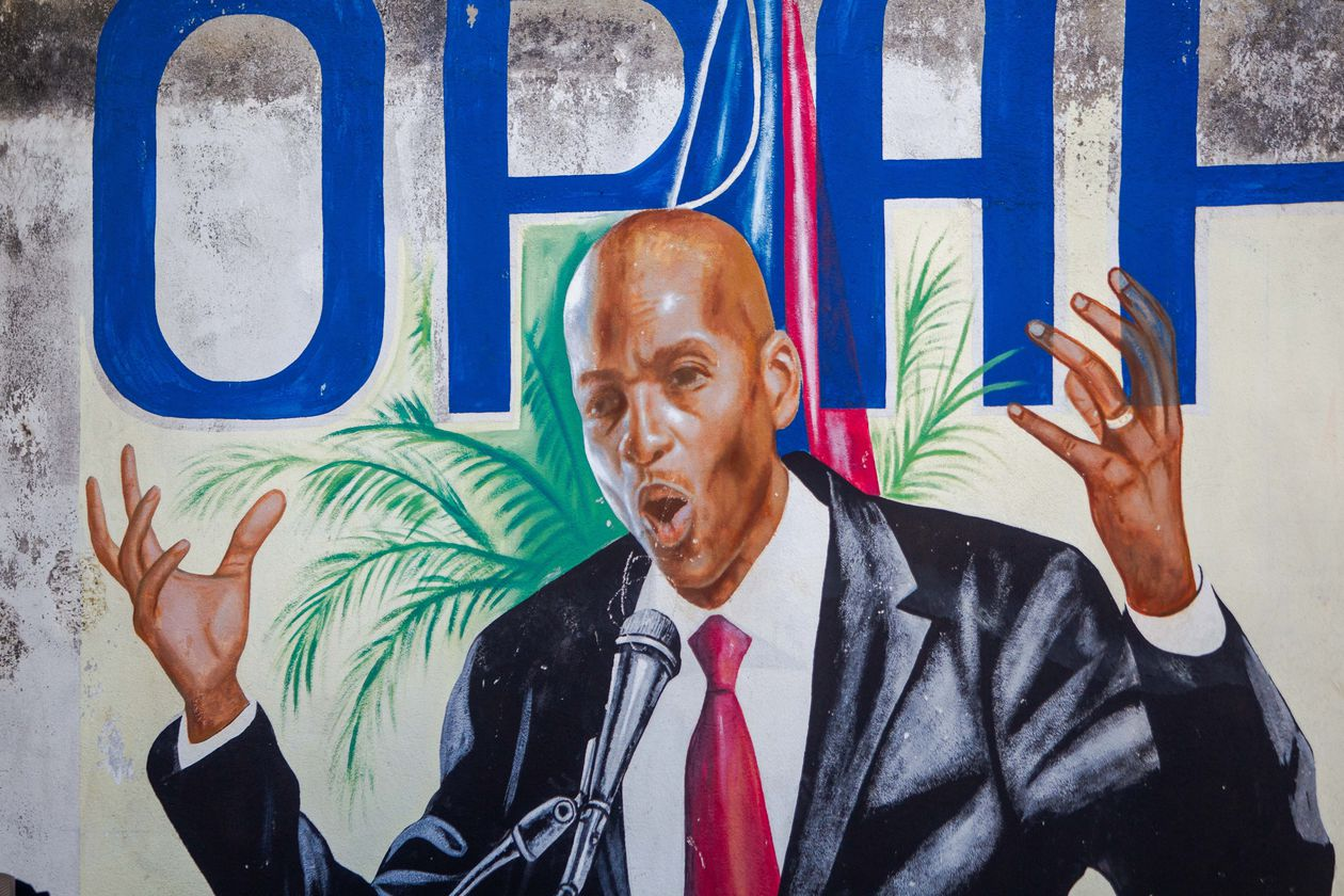 Jovenel Moïse: A political neophyte who ruled Haiti for 4 years