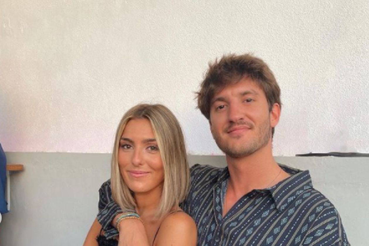 Anna Ferrer and Iván Martín take another step in their relationship