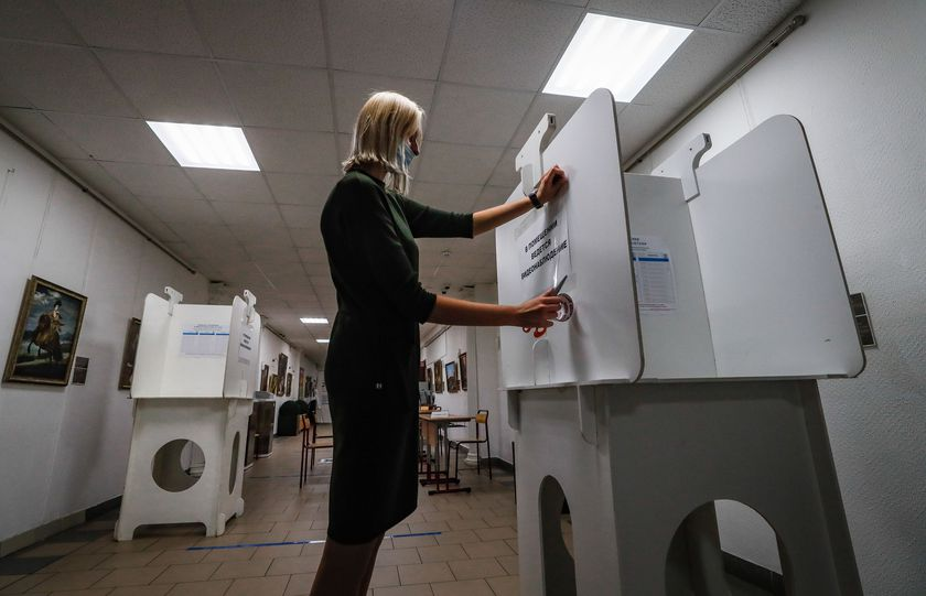 Single Voting Day in Moscow