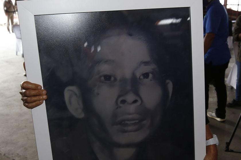 Thai serial killer's body cremated 60 years after execution