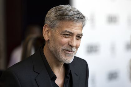 George Clooney cumple hoy 60 años. (Photo by Grant Pollard/Invision/AP, File)