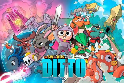 'The Swords of Ditto'