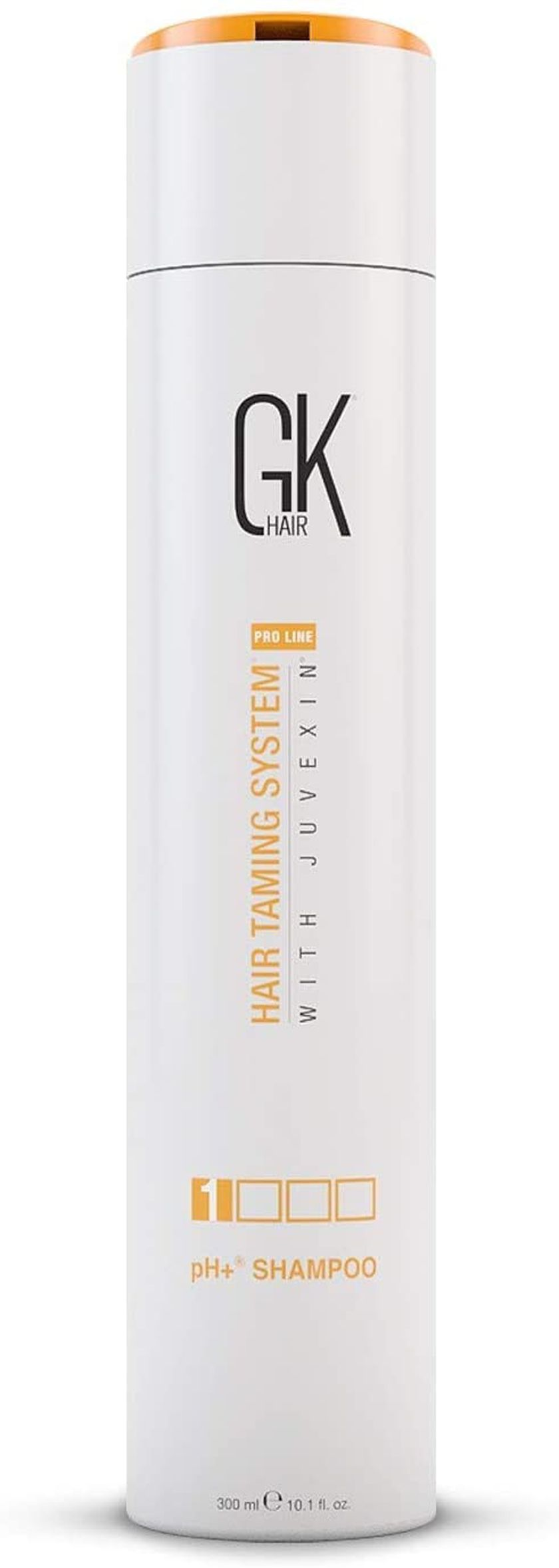 Tratamiento pelo liso: Global Keratin GK Hair pH + Champú clarificante